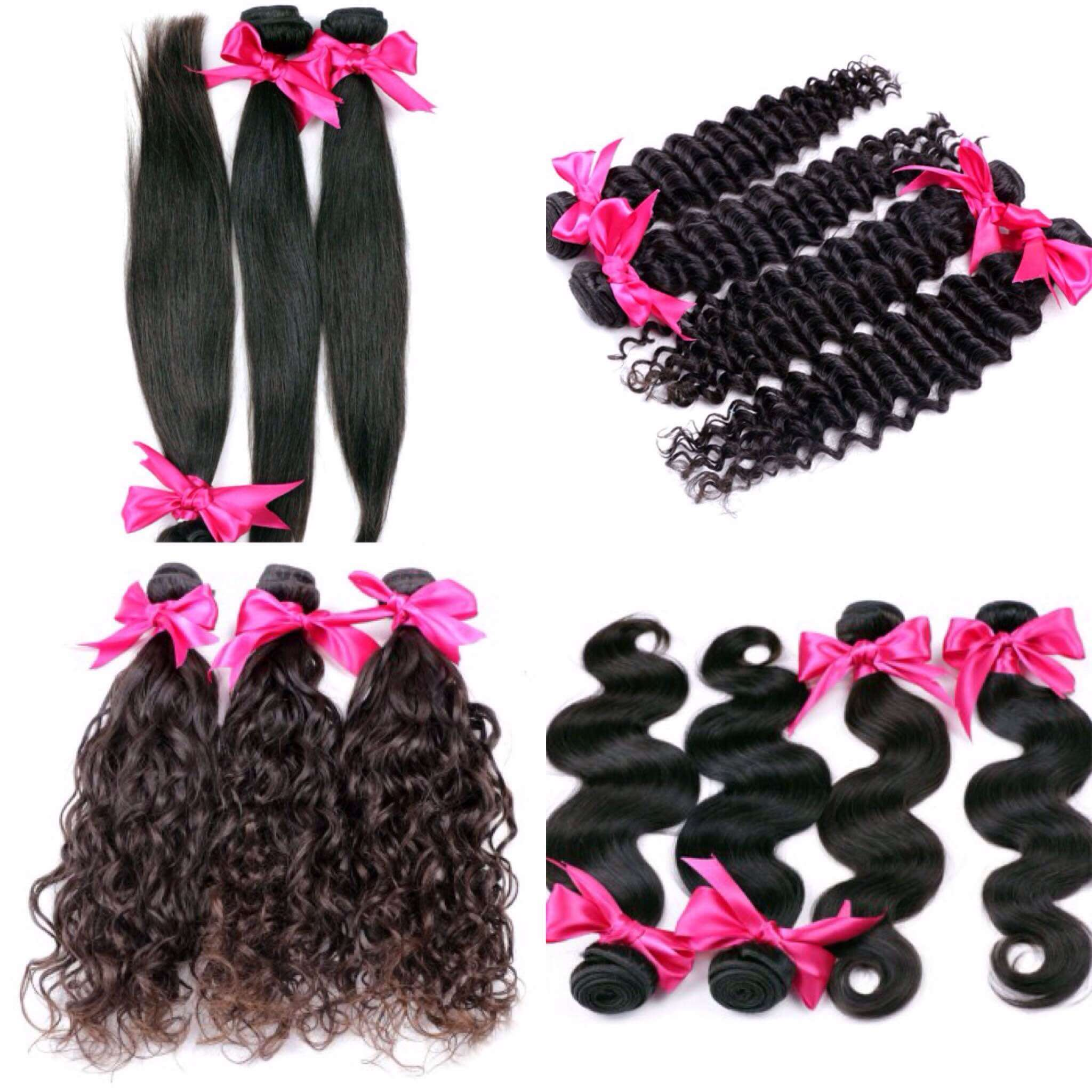 6 A grade virgin human hair Pro Virgin Hair Emporium