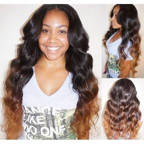 Happy Client Pro Virgin Hair Emporium
