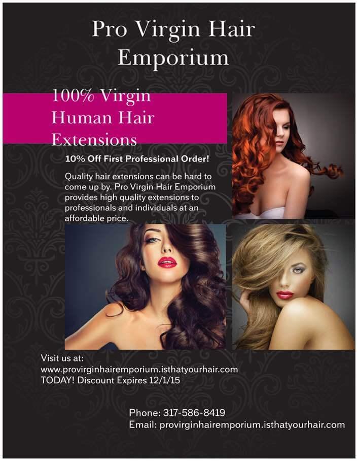 hair extensions Pro Virgin Hair Emporium