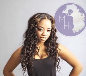Mystique Hair Collection Vina