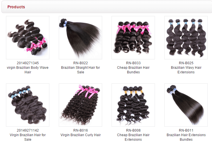 Wholesale Hair Extensions Manufacturers 7