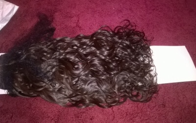 J'adore Human Hair French wave from Everbloom