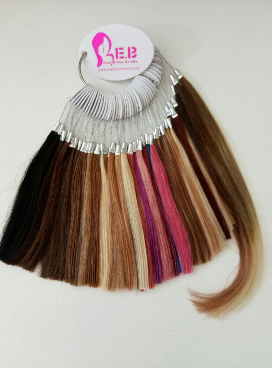 Free Hair Extensions Samples Human Hair Extensions