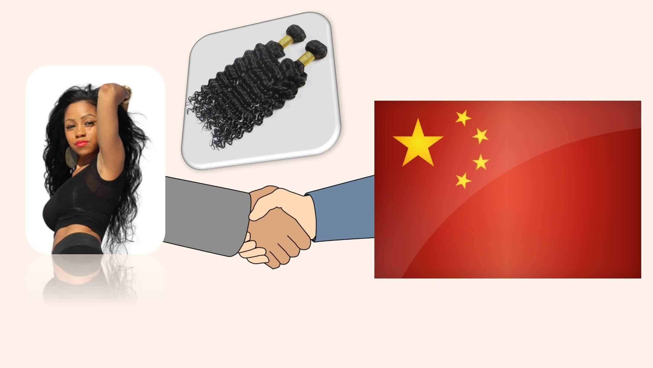 中国假发供应商如何卖假发到国外赚取更多的利润