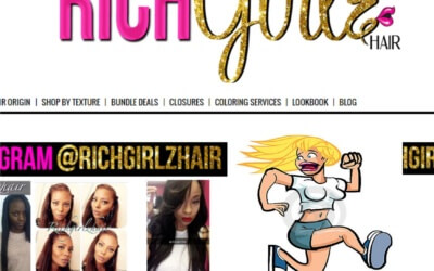 Why does your hair extensions website drives visitors away?