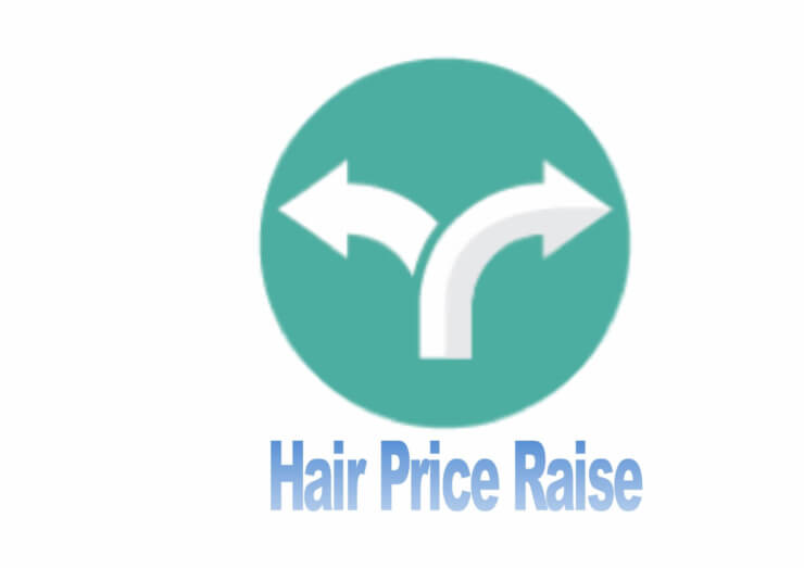 Environmental protection will make hair extensions more expensive
