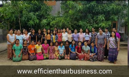 My father inspired me to become a Hair Wholesaler in Myanmar