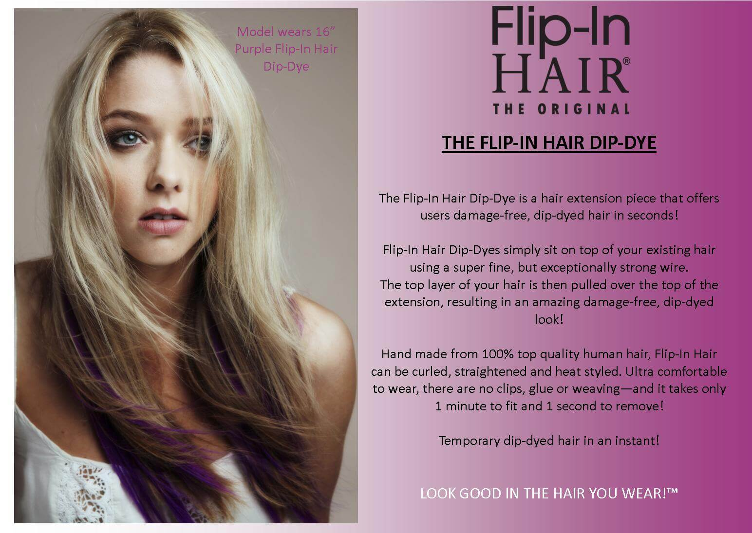 Flip In Hair Extensions Wholesale Innovation And Better Margins