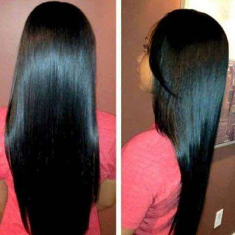 How To Sell Hair Extensions - happy customer -The Pro Virgin Hair Emporium
