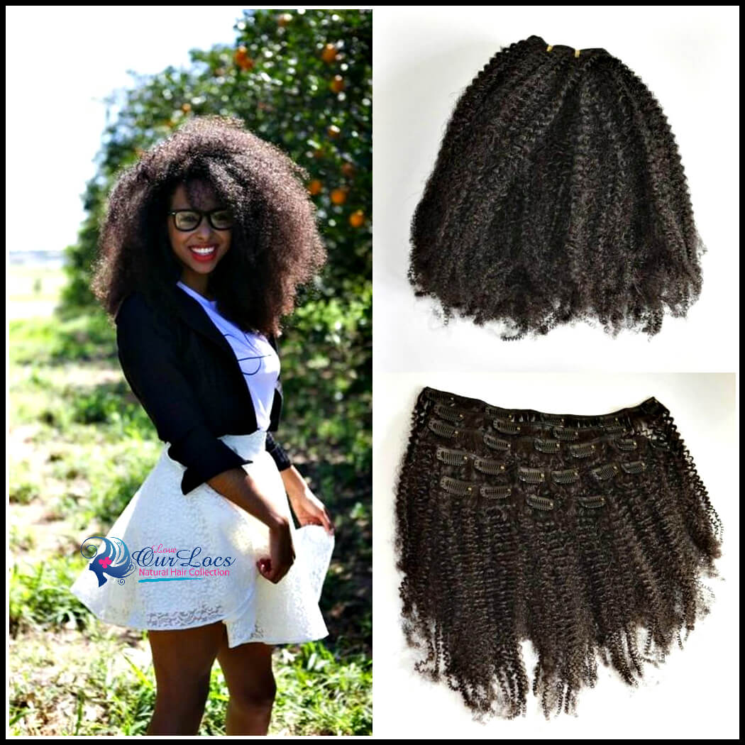 Our Locs Natural Hair Collection