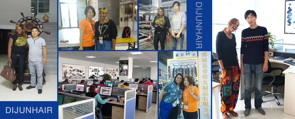 Dijunhair Chinese Hair Suppliers