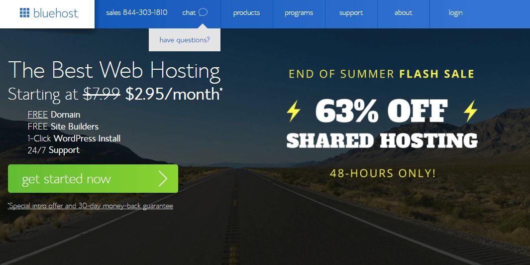 Super low hosting services 15 and 16 September