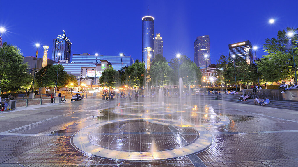 Turn a celebrity of Atlanta into your client, the easy way