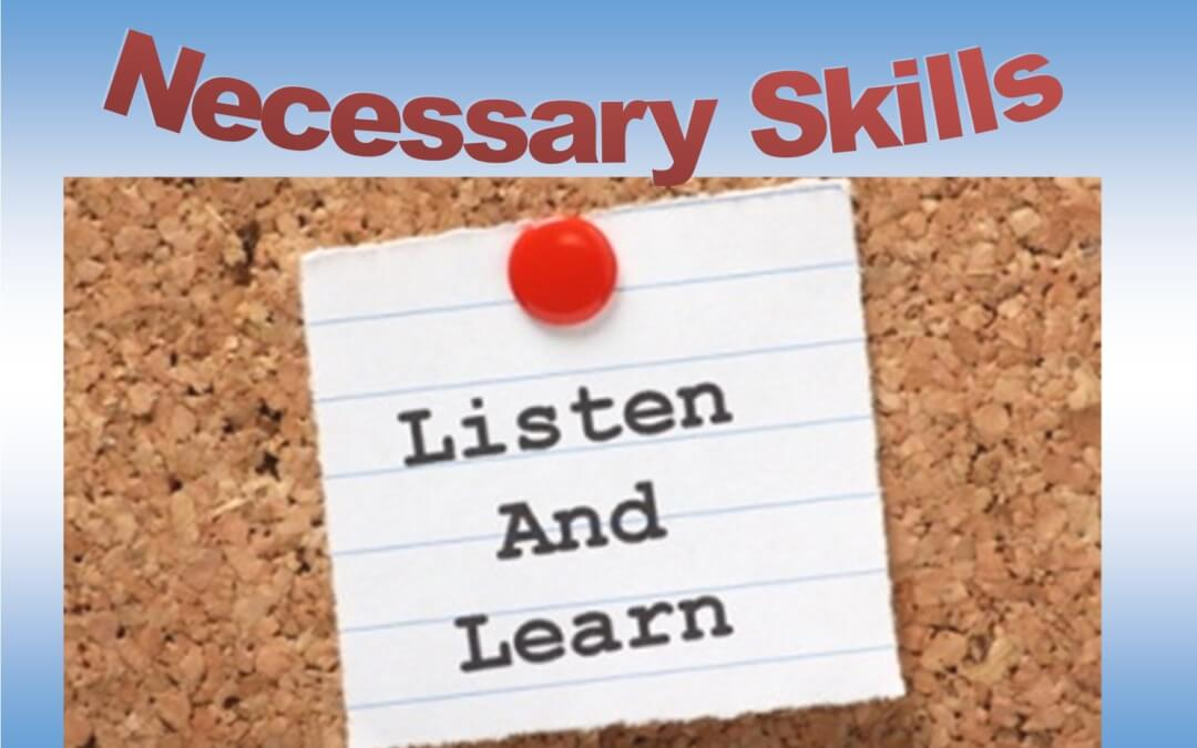 What are the 6 necessary skills for one to be successful in the hair business?
