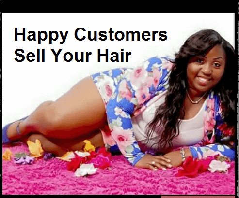 Happy customers bring you hair customers proofs LaVish Lady Couture Florida