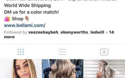 Sell Hair on Instagram