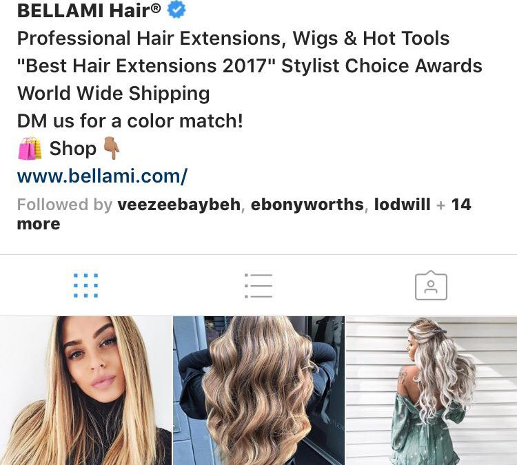 Sell Hair On Instagram How To Sell Hair Extensions Blog