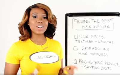 Video Course: How to Start & Grow Your Online Hair Extensions Business!